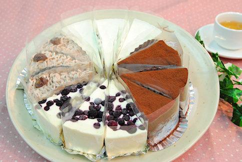 低カロリーケーキ